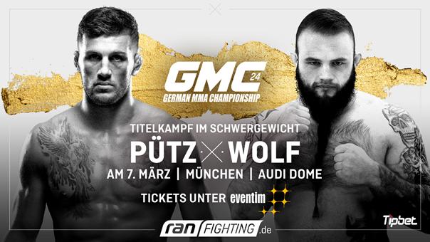 GMC München - Pütz vs Wolf