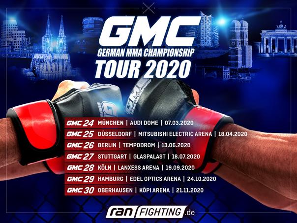 GMC 23 - Tour