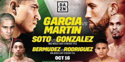 Garcia vs Martin