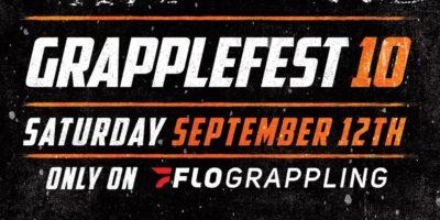 Grapplefest 10 - 12.09.2020