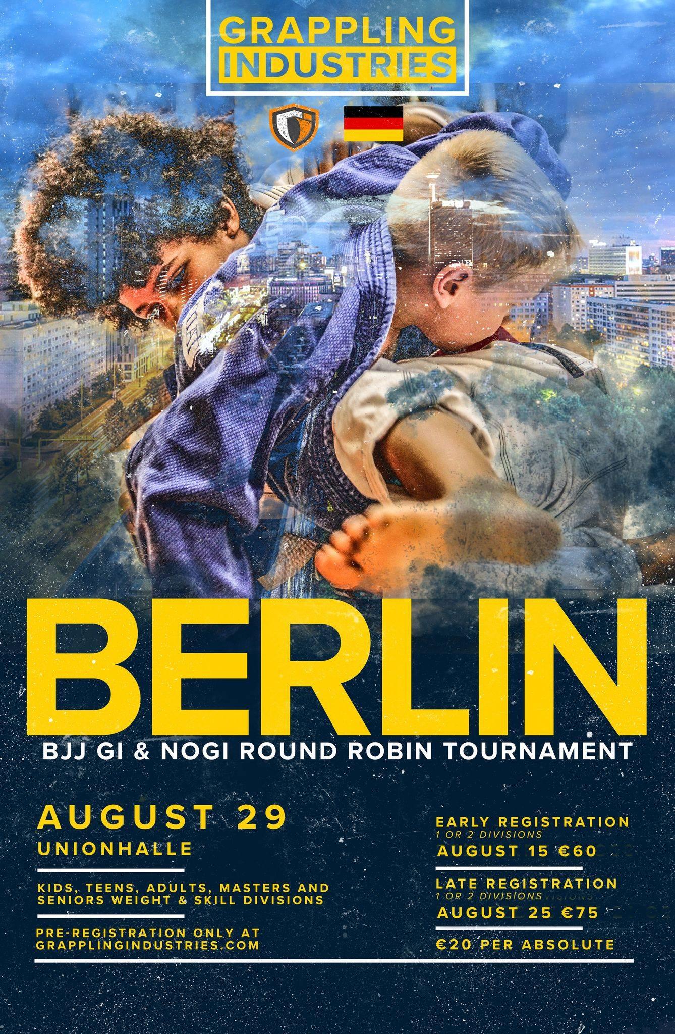Grappling Industries Berlin
