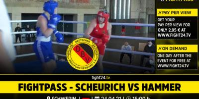 Hammer vs Scheurich