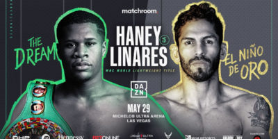 Haney vs Linares