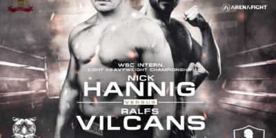 Hannig vs Vilcans