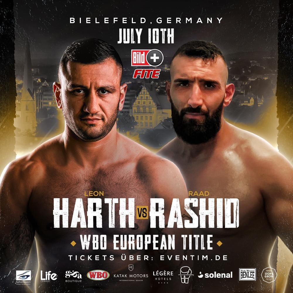 Harth vs Rashid