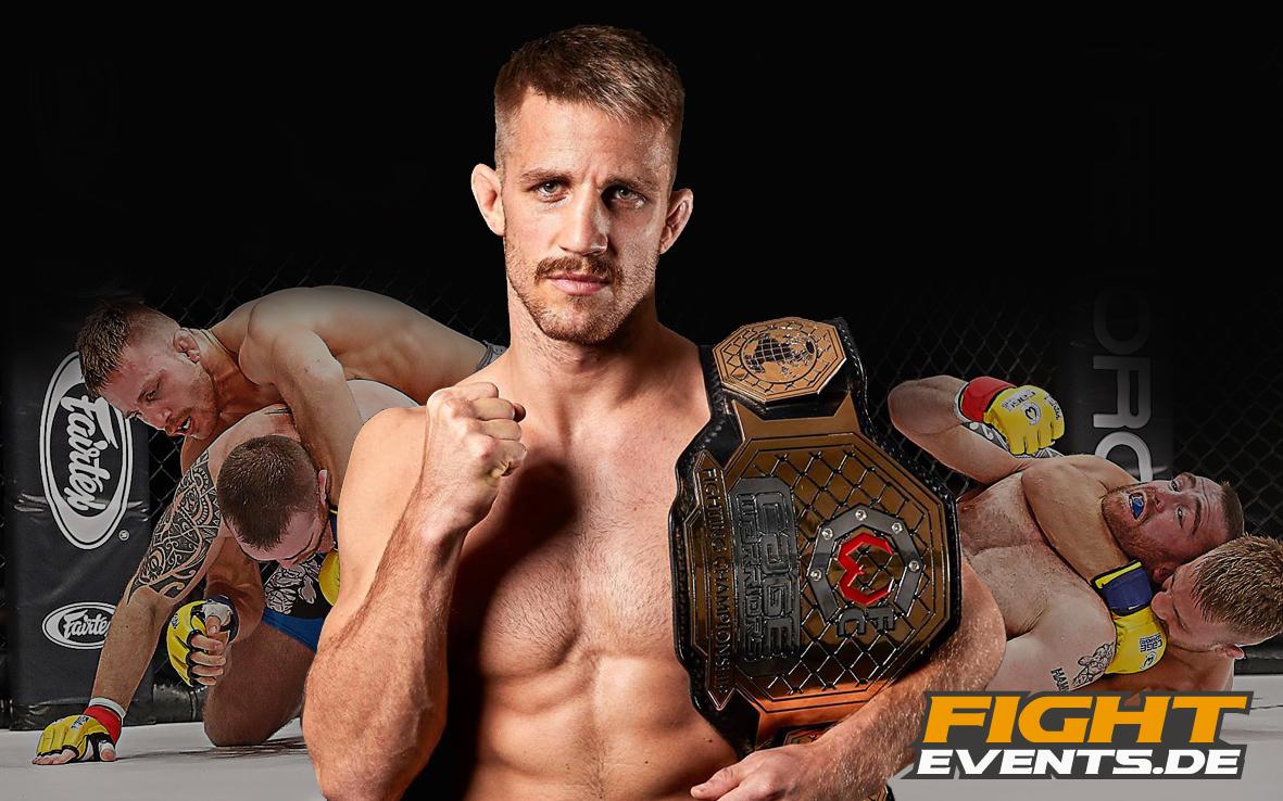 Jonas Billstein MMA Highlights - YouTube