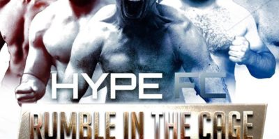 Hype FC Rumble in The Cage