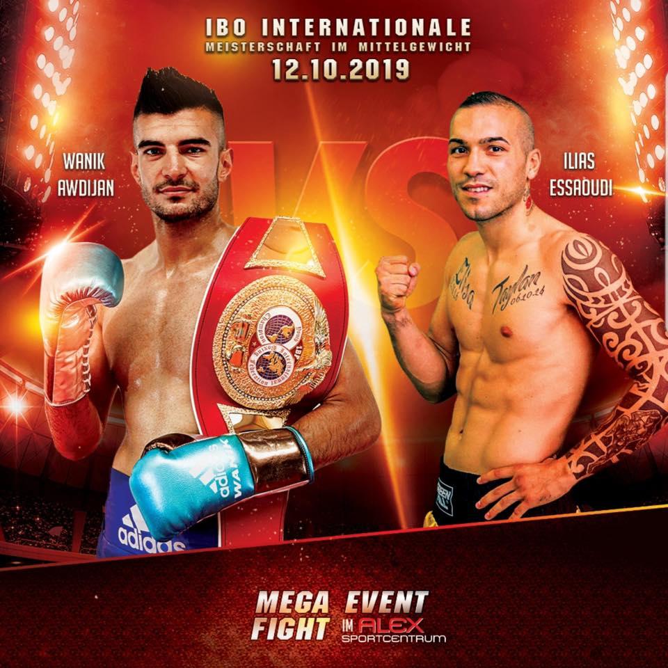IBO Internationale Meisterschaft im Mittelgewicht