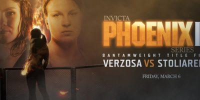 Invicta Fighting Championships Phoenix Series 3