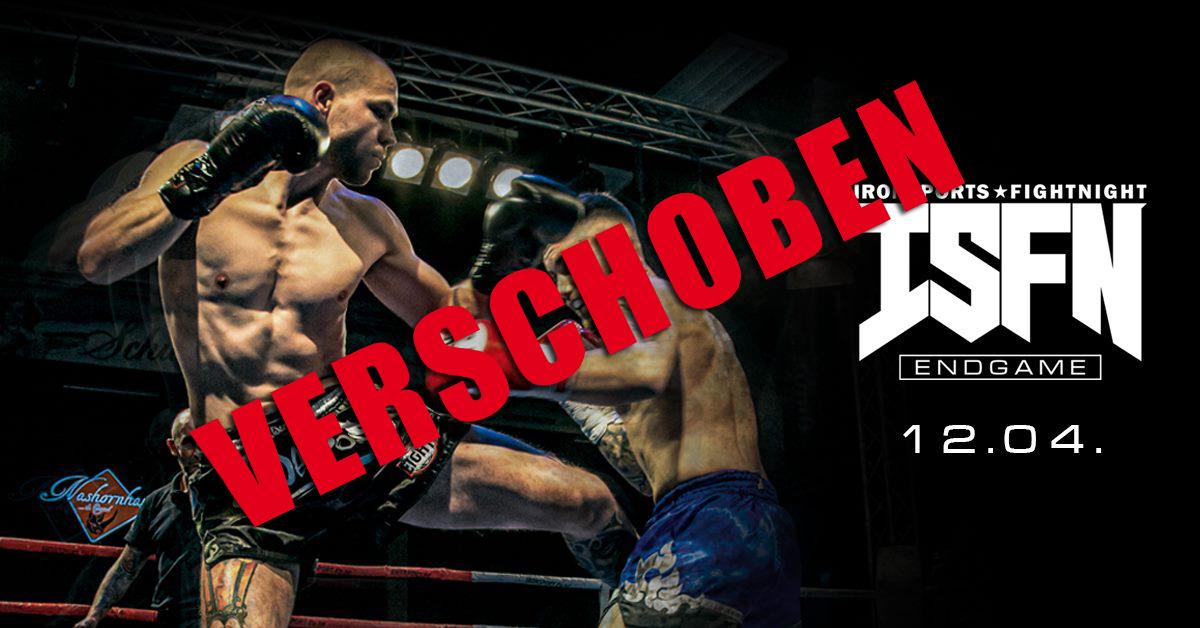 Ironsports Fightnight 2020 - The Endgame