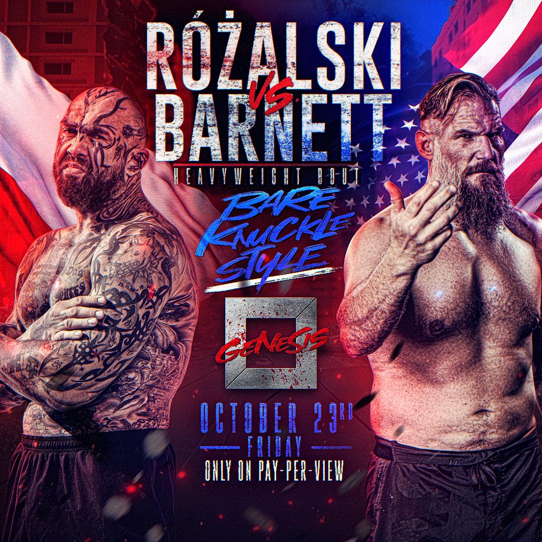Rozalski vs Barnett