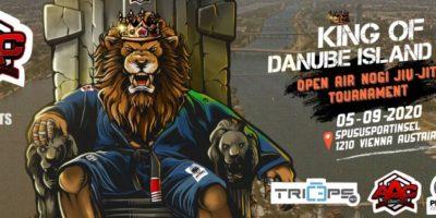 King of Danube Island WIEN