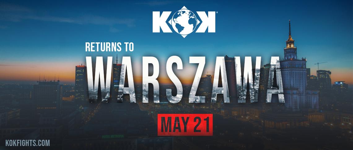 King of Kings Warschau