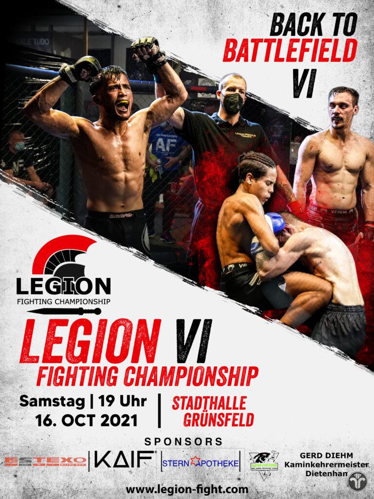 Legion Fighting Championship 6