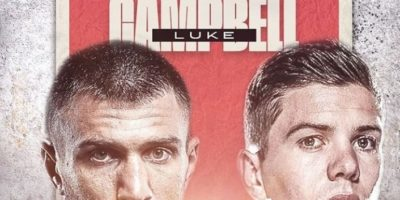 London - Lomachenko vs Campbell
