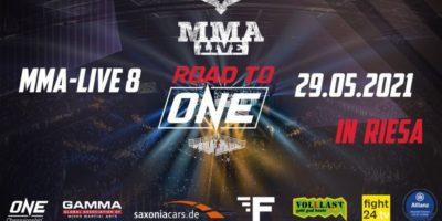 MMA Live 8
