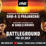ONE - Battleground