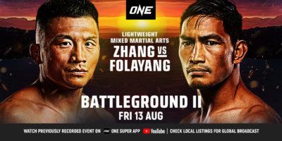 ONE - Battleground 2