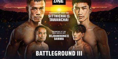 ONE - Battleground 3