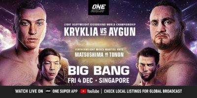 ONE - Big Bang