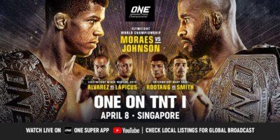 Moraes vs Johnson