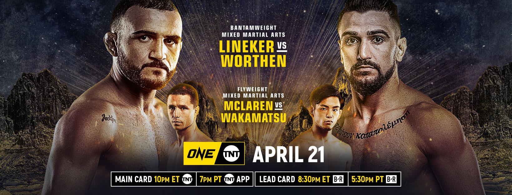 Lineker vs Worthen