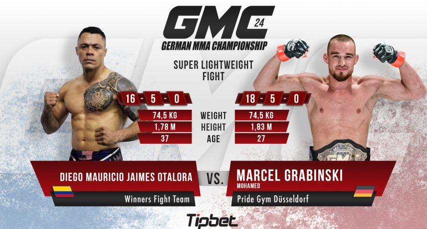GMC 24 - Otalora vs Grabinski