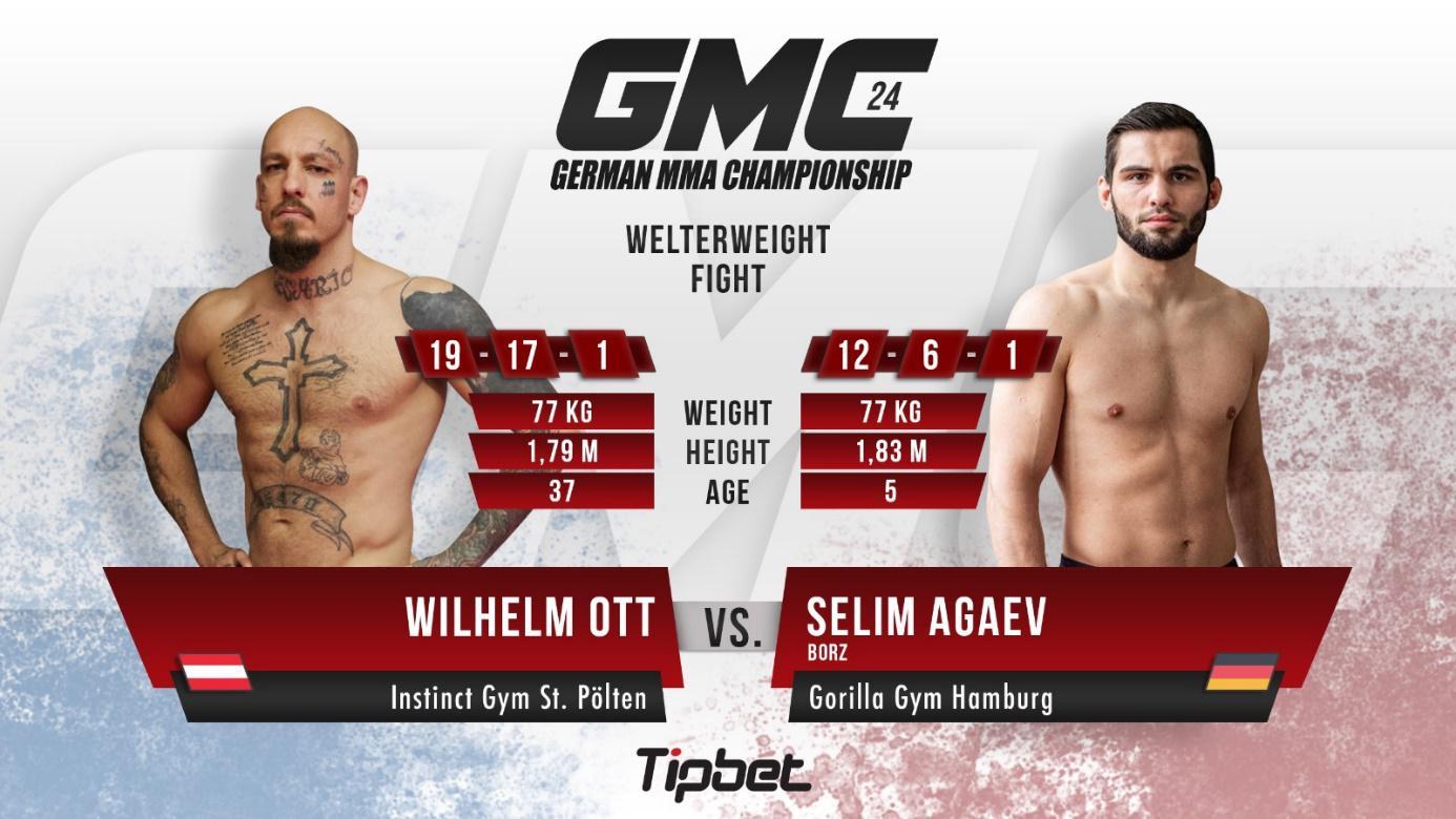 GMC 24 - Ott vs Agaev