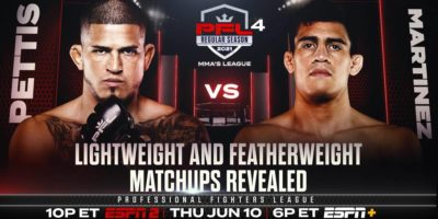 Pettis vs Martinez