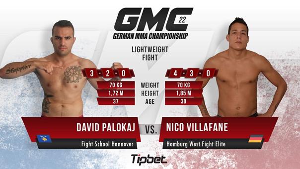 GMC 22 - Palokaj vs Villafane