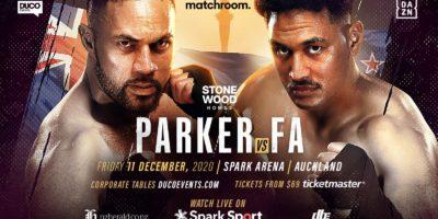 Parker vs Fa