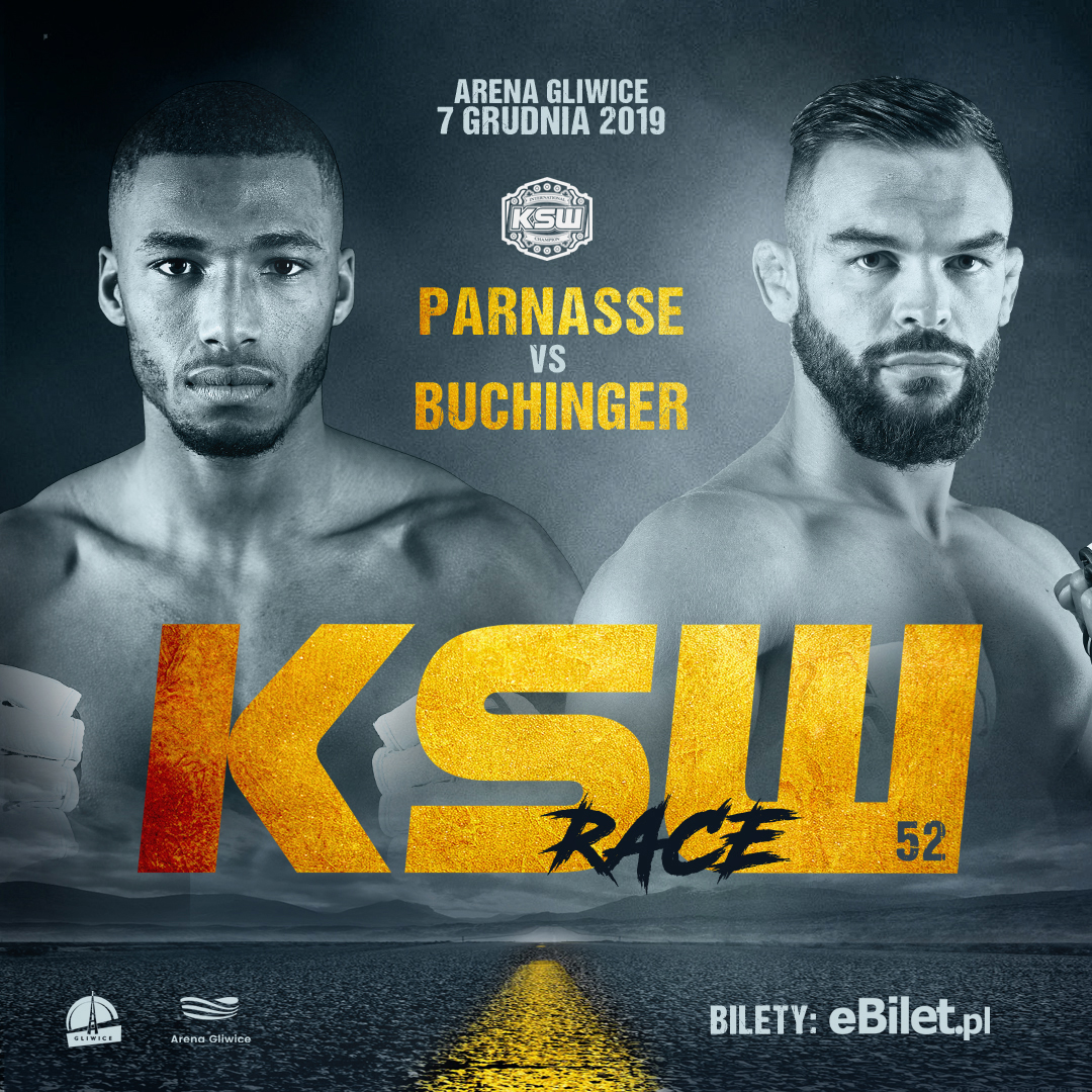 KSW 52- Parnasse vs Buchinger