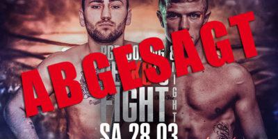 Petko's Fight Night - Abgesagt