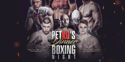 Dinner & Boxing Night