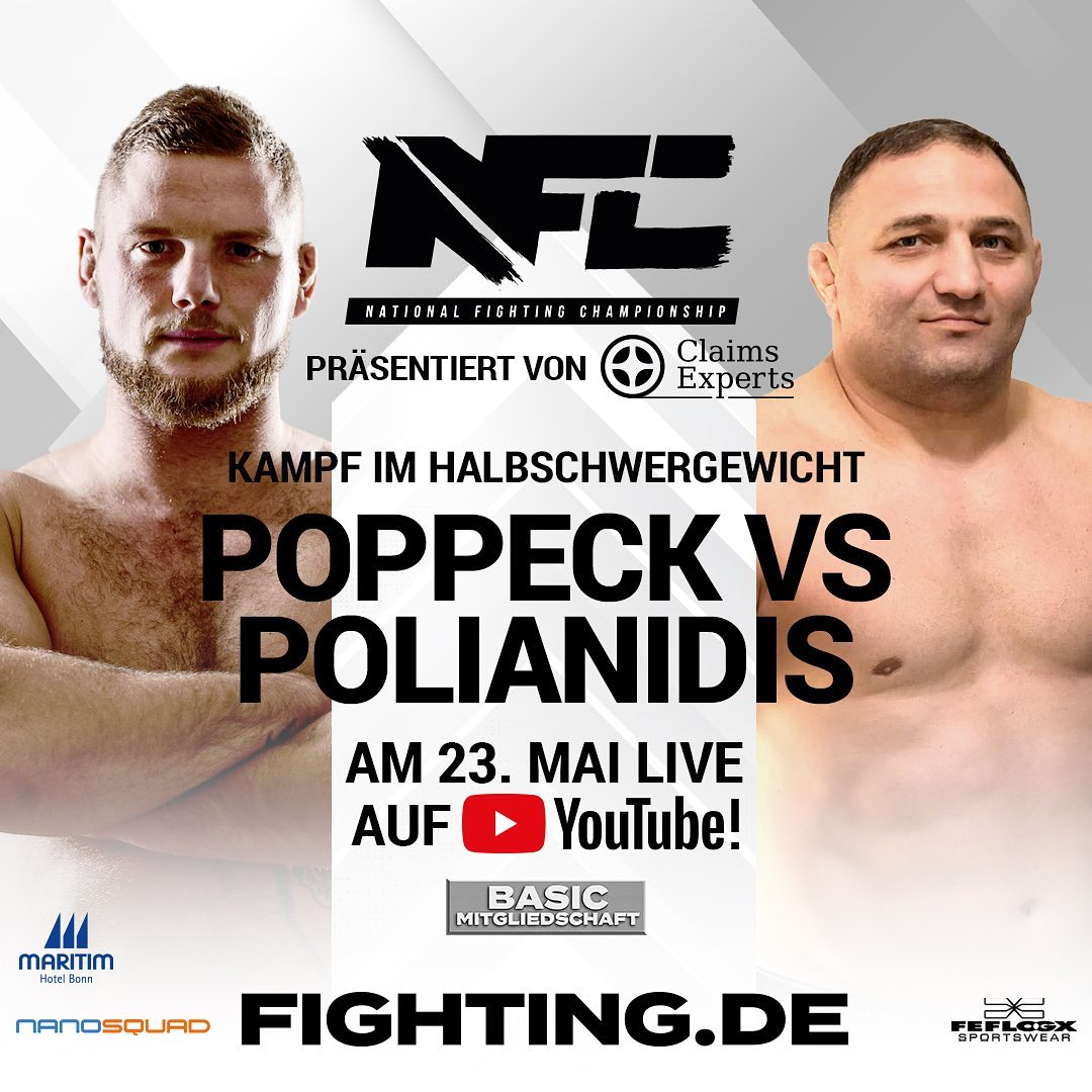 Alexander Poppeck NFC 3