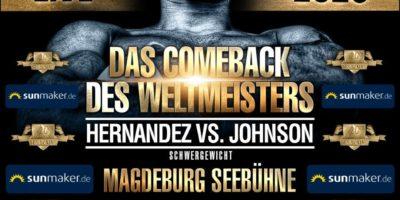 Hernandez vs Johnson
