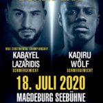 Kabayel vs Lazaridis