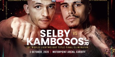 Matchroom Selby vs Kambosos