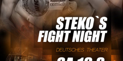 Stekos Fight Night