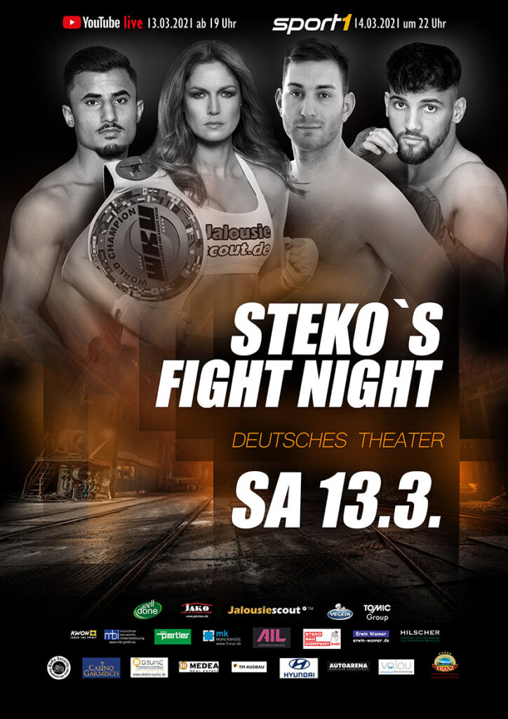 Stekos Fight Night