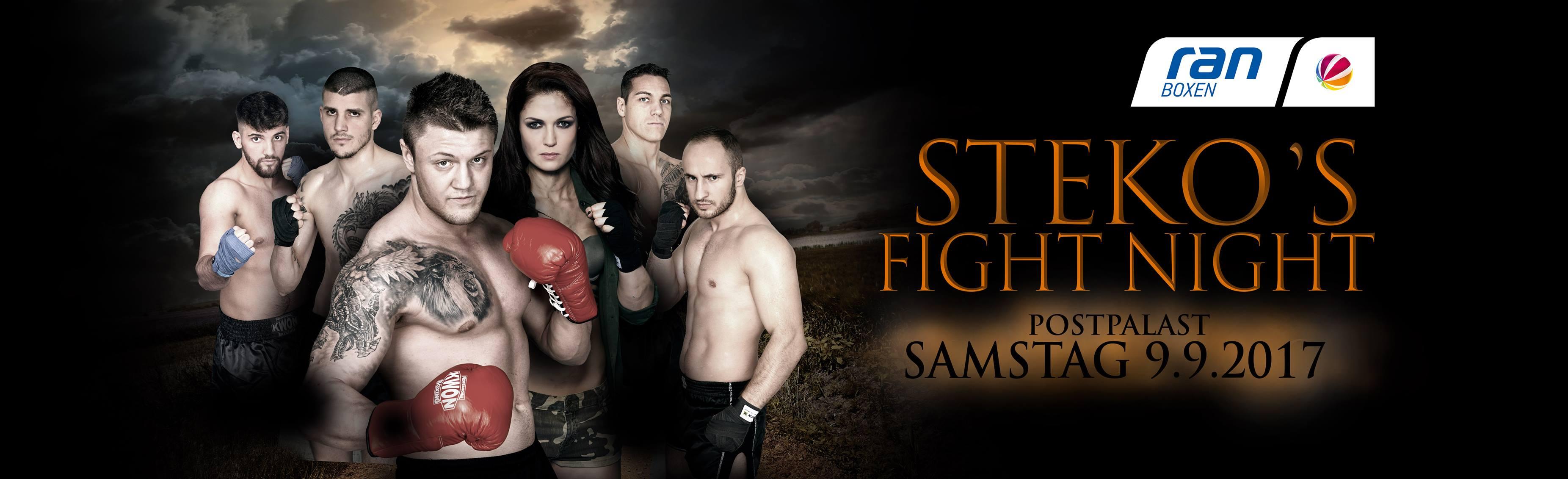 Steko's Fight Night