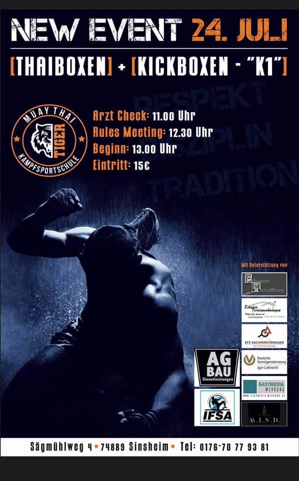 Fight Night Sinsheim