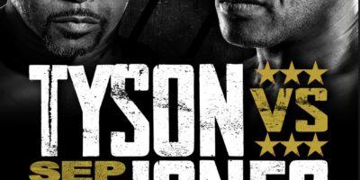 Tyson vs Jones - Poster