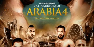 UAE Warriors 21
