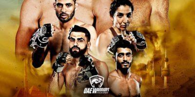 UAE Warriors 23