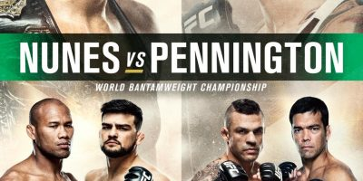 UFC 224 - Nunes vs. Pennington