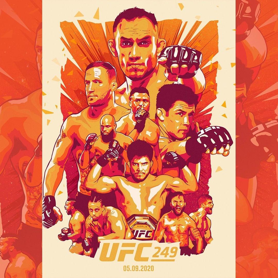 UFC 249 - Ferguson vs Gaethje