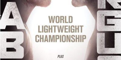 UFC 249 - Khabib vs Ferguson
