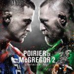 Poirier vs McGregor 2