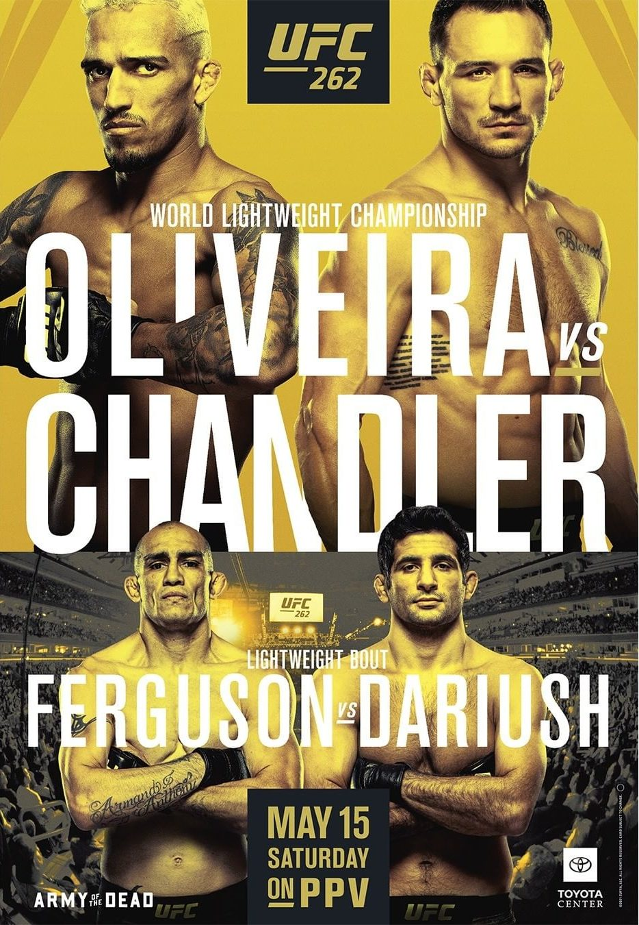 Oliveira vs Chandler